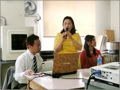 ミャンマー文化教室画像